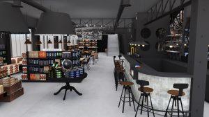 Wells Bar